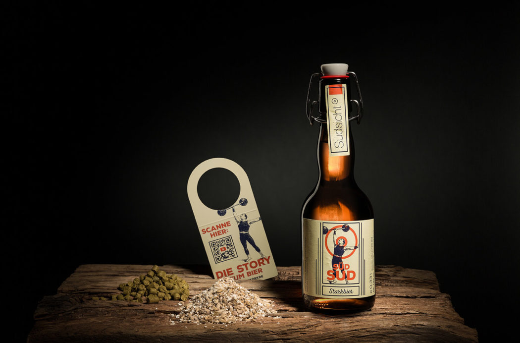 Bier Südsud Südsicht