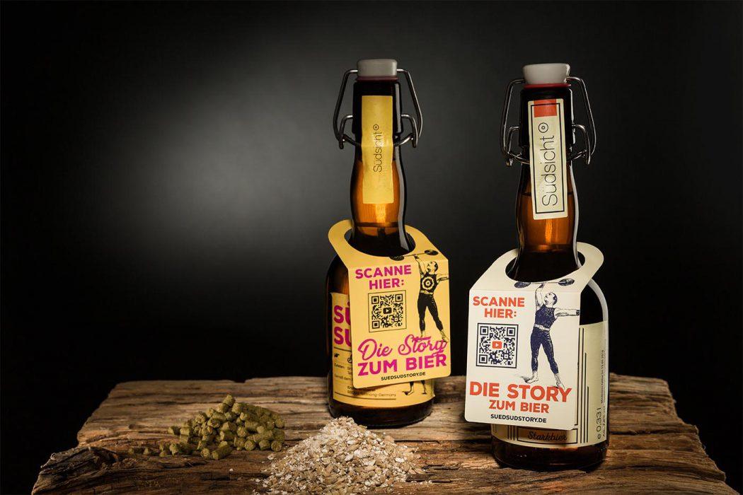 Südsud Südsicht Bier