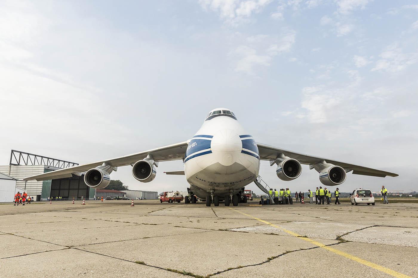 Volga DNEPR Landshut Antonov