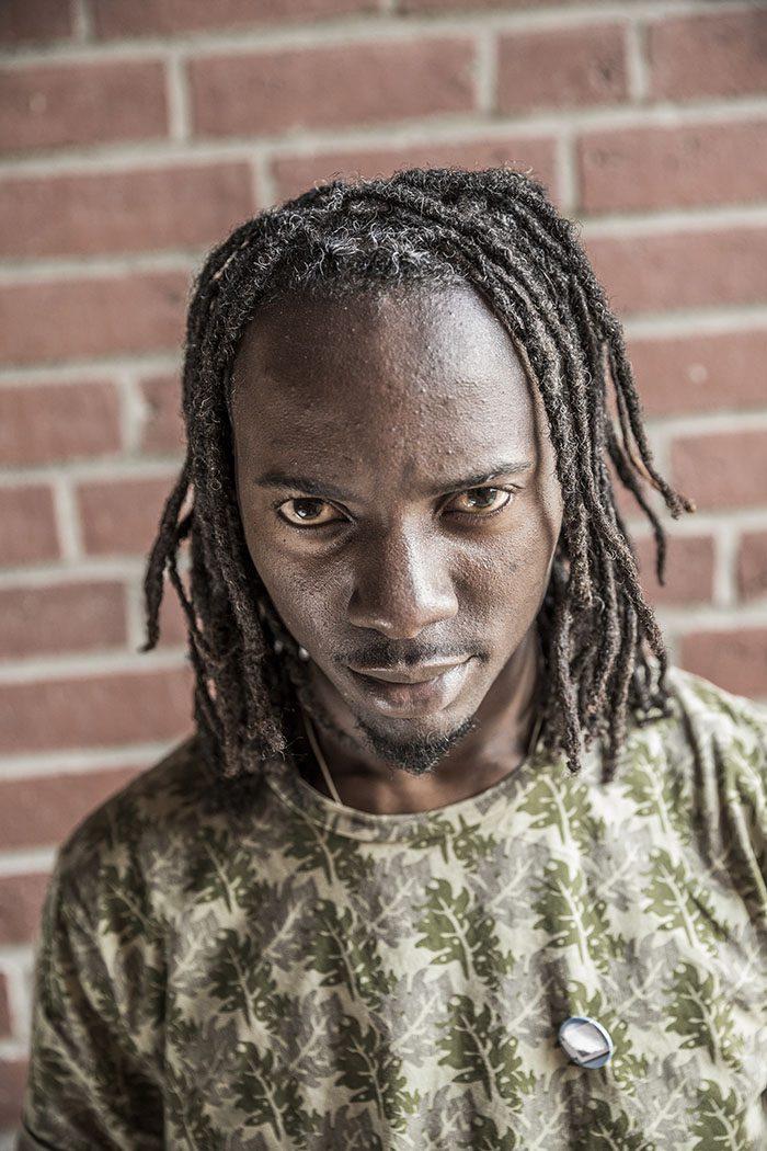 Portrait von Hatimax Sebintu aus Uganda