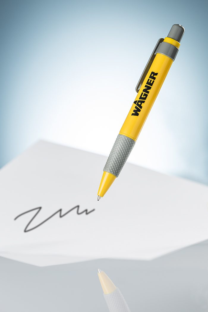 Kugelschreiber von Wagner