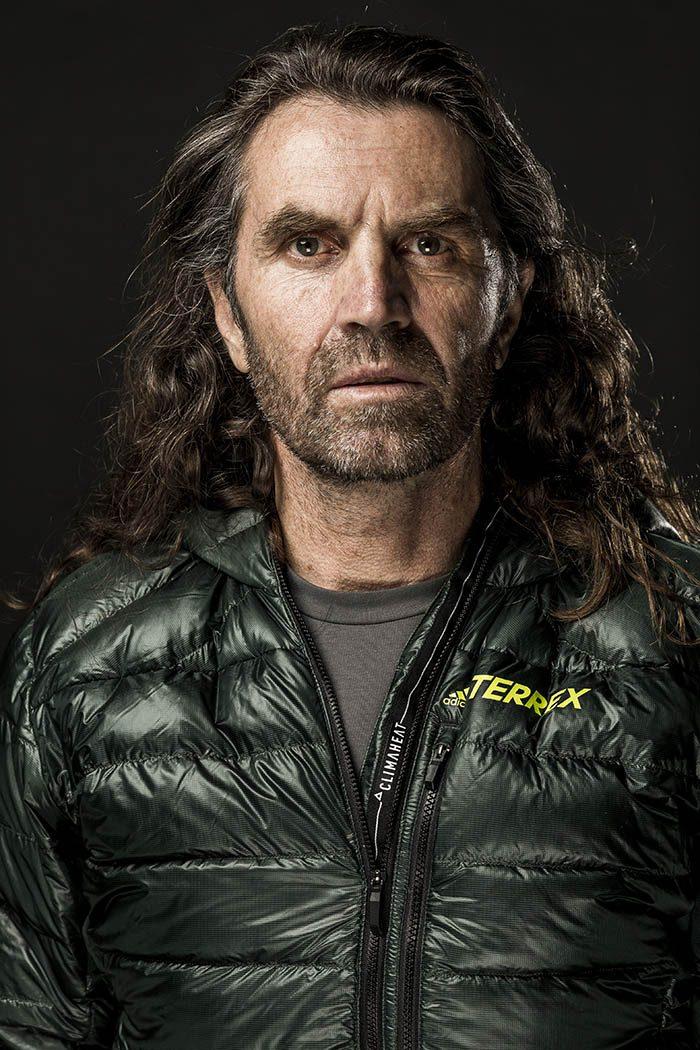 Thomas Huber im Portrait
