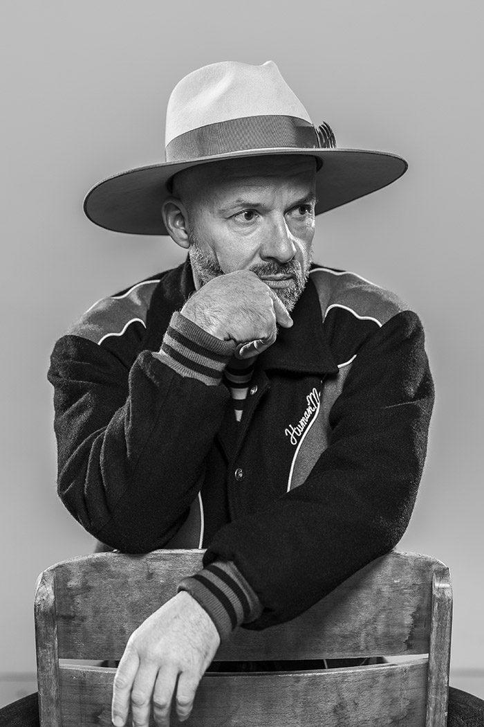 Stefan Hantel, Shantel Musiker im Portrait