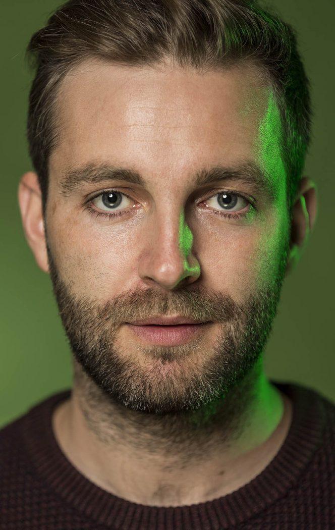 Portrait von Josh.