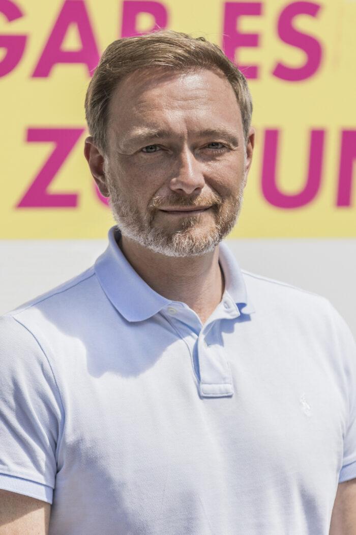 Christian Lindner, Chef der FDP im Portrait